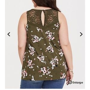 Olive Colored Tank